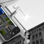 Aplikace křižovatky do mobilního telefonu