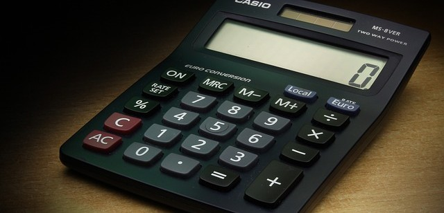 Úvěrová kalkulačka