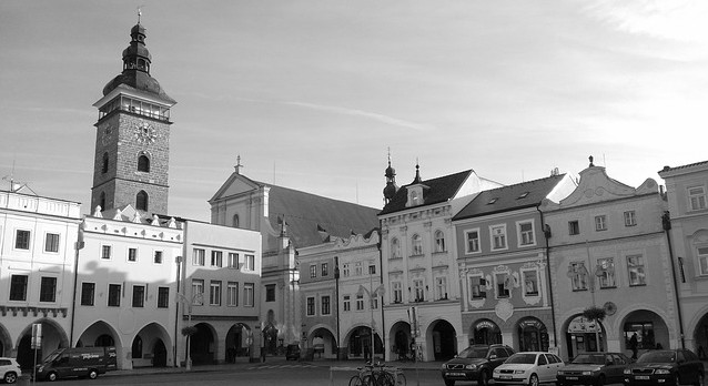 Navštivte České Budějovice