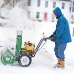 Sněhové frézy, tichý pomocník