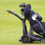 Elektrické golfové vozíky