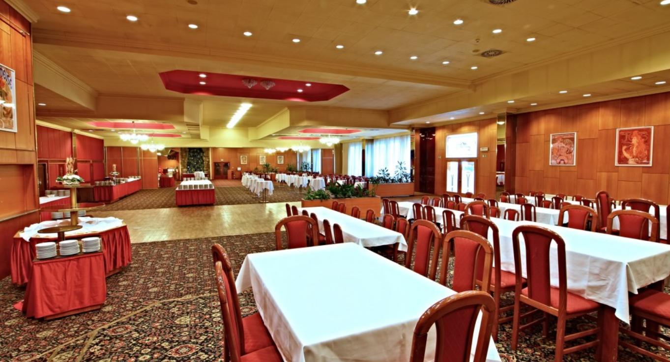 Ideální místo pro odpočinek a kongresy? Kongresové centrum Praha v Top hotelu!