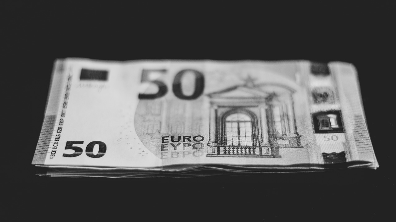 Money Euro Dollar Bill Finance  - rastaemmler / Pixabay