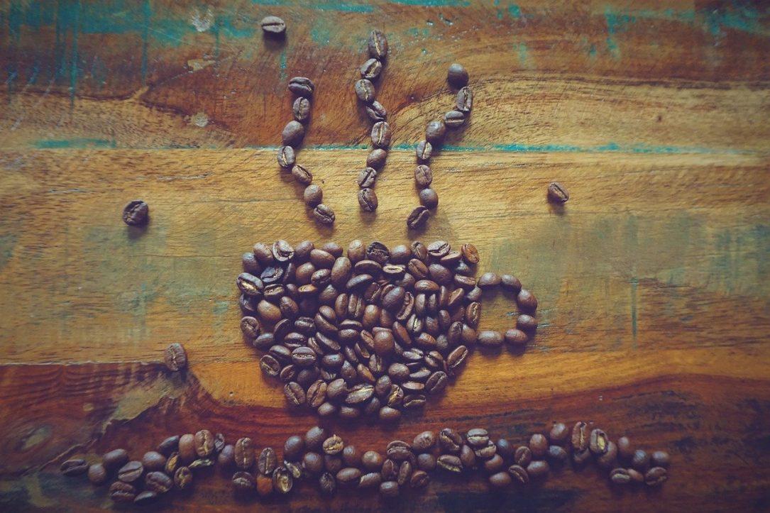 Coffee Cup Bean Coffee Bean Cup  - Kranich17 / Pixabay