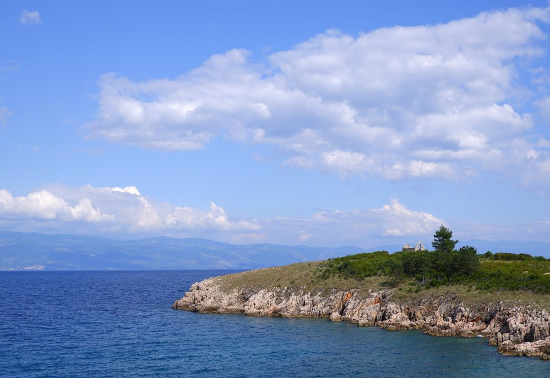 Risika Island Krk Croatia Sea  - marija06 / Pixabay
