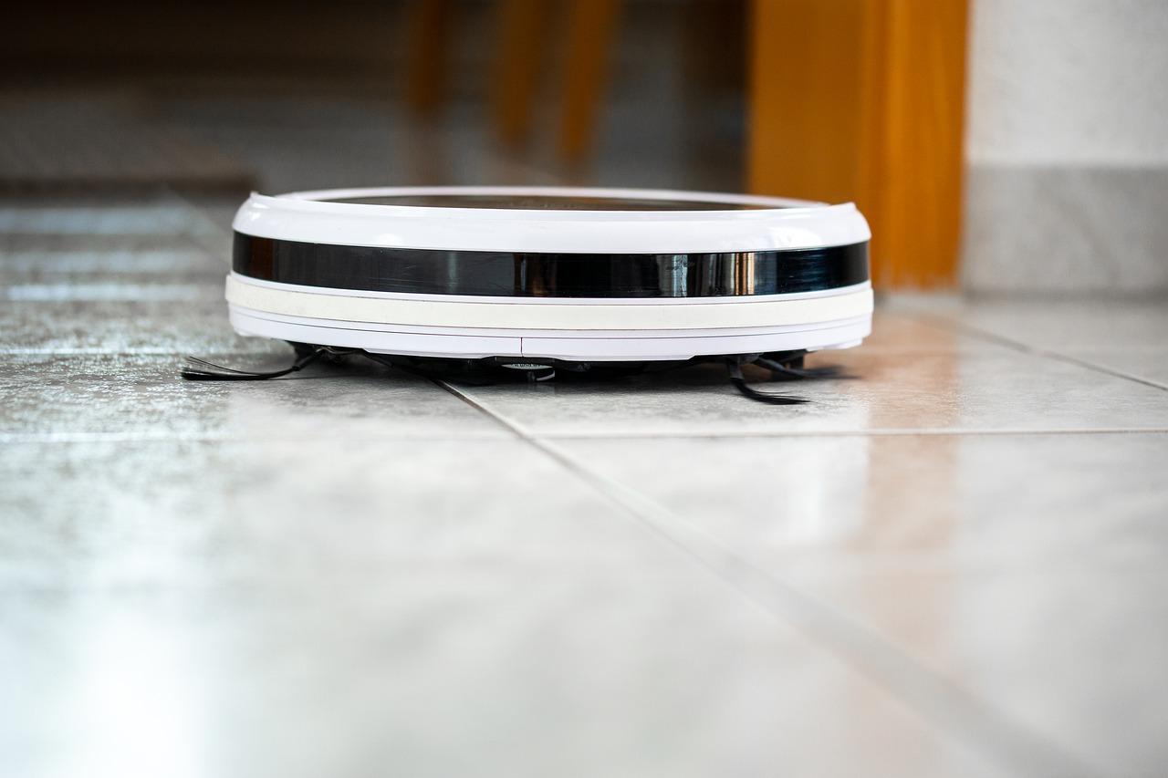 Vacuum Cleaner Robot Budget  - ed_rsnhr / Pixabay