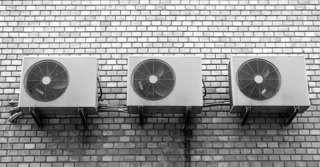 Wall Fan Air Conditioning Box  - matuska / Pixabay