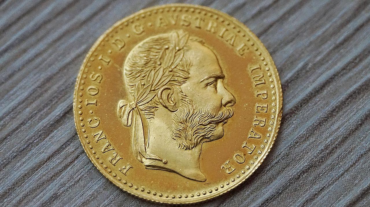Gold Coin Gold Golddukat  - PIX1861 / Pixabay