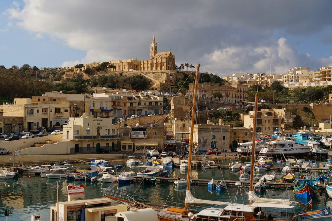 Gozo Malta Mediterranean Water Sky - MarcinCzerniawski / Pixabay