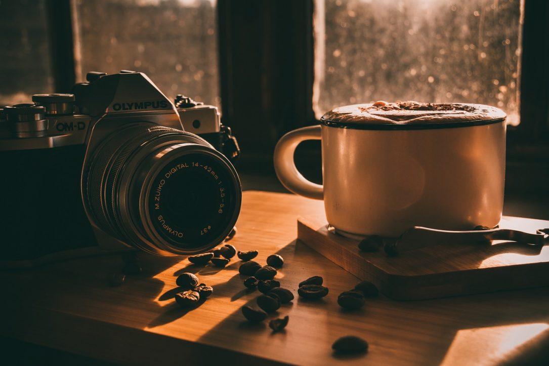 Camera Coffee Coffee Beans  - khoibui / Pixabay